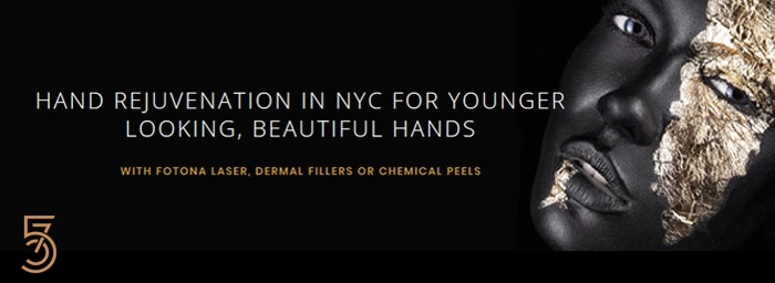 HAND REJUVENATION IN NYC